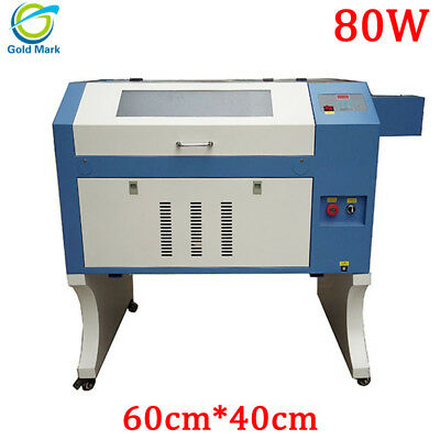 80w Laser Engraver 4060 Laser Marking Cutter Laser Engraving Machine Cnc Router