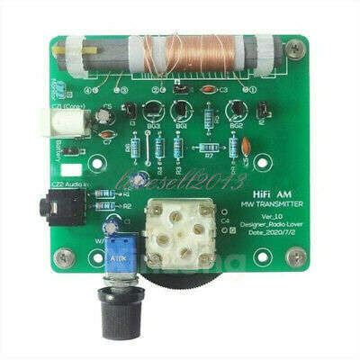1pcs Amt-mw207 525-1605khz Mw Medium Wave Transmitter Am Radio Transmitter