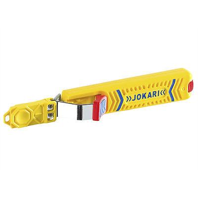 Jokari CK Secura Cable Stripper 8-28mm Wire Stripping Tool Cutter T10280 10280