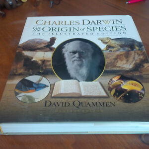 Charles Darwin On Origin of Species, Illustrated Edition, 2008 Kitchener / Waterloo Kitchener Area image 1