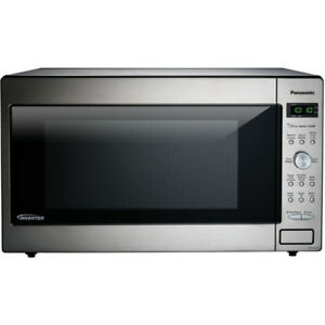 Microwave oven / four micro-ondes Panasonic 1100 Watts - A1