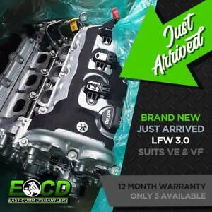 Brand New GM Holden Commodore VE VF 3.0 Motor Engine - 1 Year Warranty Pakenham Cardinia Area Preview