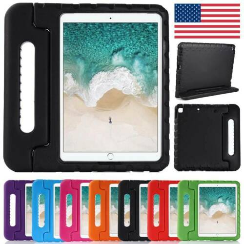 Children Kids ShockProof Stand Case Cover For iPad 7th Gener