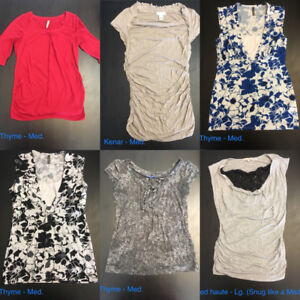 Over 30 pieces Maternity Lot Med-Lg