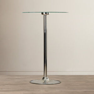 LED Pub Table from **Wayfair** - Changes Colours