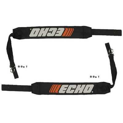 Set of 2 Echo Backpack Blower Straps Harness C061000100