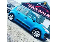 CITROEN C3 PICASSO 1.6 PICASSO VTR PLUS HDI 5D 90 BHP DIESEL FINANCE PARTX WELCO