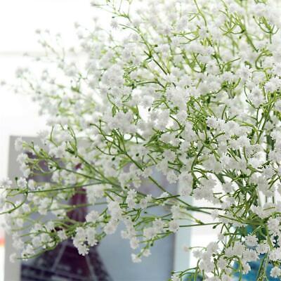 Artificial Gypsophila Silk Flowers Bouquet For Babys Breath