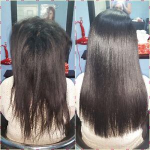 Hairstylist for women's only ,rebonding ,Rebonding olaplex Oakville / Halton Region Toronto (GTA) image 10