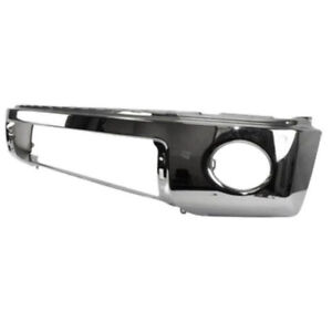 New Chrome 2007-2013 Toyota Tundra Front Bumper & FREE shipping