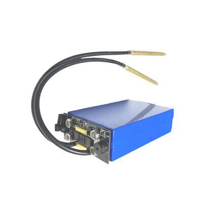 Portable Mini Diy Nickel Strip Connection Battery 18650 Batteries Spot Welder Us