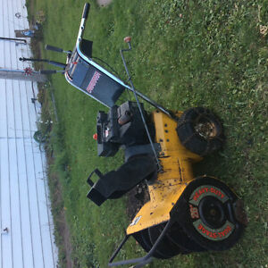 Canadiana 8 hp Snowblower. PRICE REDUCED FOR QUICK SALE