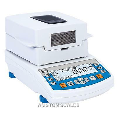 Moisture Analyzer 50 X 0.001 Gram 0.001 Capability Percent Solids Waste Water