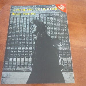 7 Neil Young Music Books Kitchener / Waterloo Kitchener Area image 3