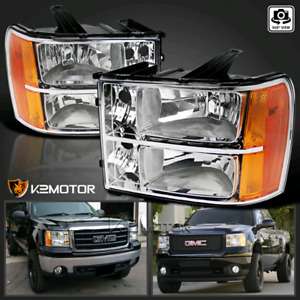 08 13 gmc headlights