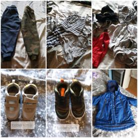 Boys clothes age 3,