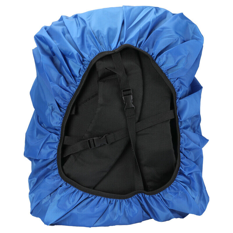 Disposable Large Cycling Backpack Waterproof Rain Dust Proof Cover Travel Hot