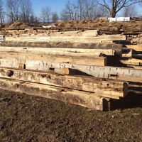 Barn beams for sale