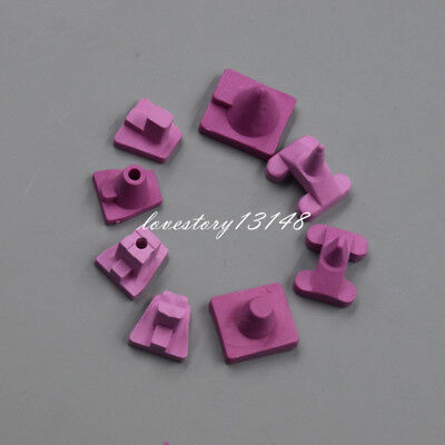 8 Types Dental Ceramic Firing Porcelain Pegs Pges Kits Lab For Oven Tray 8 Pcs