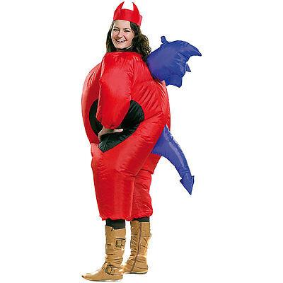 Ausgefallene Kostüme: Selbstaufblasendes Kostüm