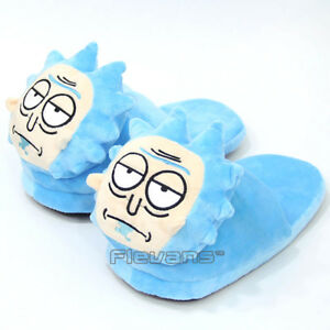 RICK-AND-MORTY-RICK-SANCHEZ-PANTUFLAS-ZAPATILLAS-SLIPPERS