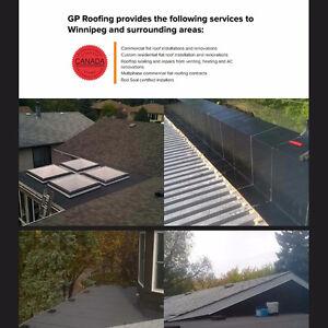 Flat roofing GP ltd