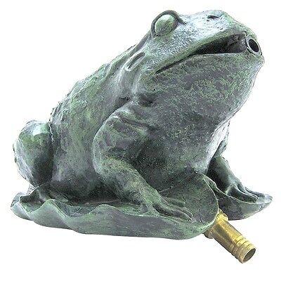 Beckett Frog Pond Spitter Fountain