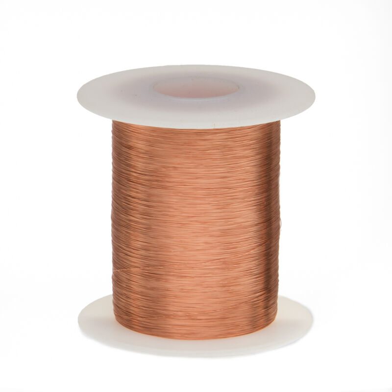 40 AWG Gauge Enameled Copper Magnet Wire 2 oz 4152