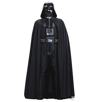 DARTH VADER Rogue One Star Wars Lifesize CARDBOARD CUTOUT Standup Standee Poster - Darth Vader Cut Out