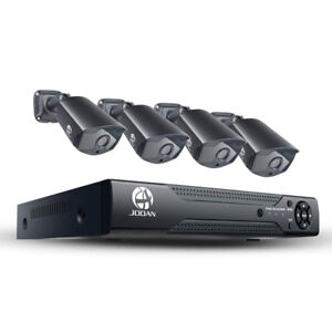 1080p HD Security Camera System NightVision + Motion Alert ! NEW