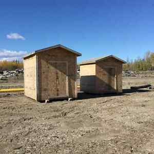 Custom Built Sheds or portable buildings