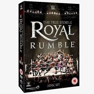 WWE: The True Story of Royal Rumble DVD