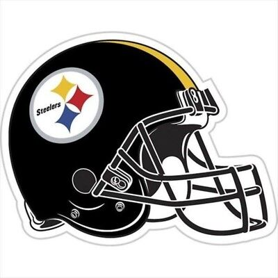 Pittsburgh Steelers NFL Helmet 12
