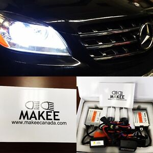 HID upgrade for Mercedes Benz Makee 55w Canbus conversion kit