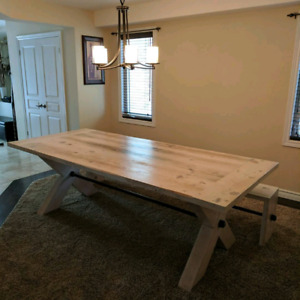 Live Edge and Reclaimed Furniture