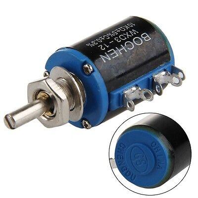 2pcs Wxd3-12 Precision Multi Shift Potentiometer 10k
