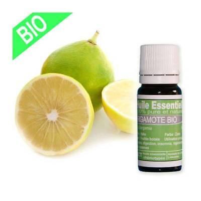 Aceite Esencial Bergamota Bio 10 ML Calidad Premium La vie en zen