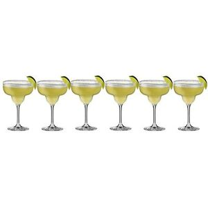 Rona - Hercules Gastro Collection Margarita Glass 340ml set of 6