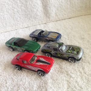 Hot Wheels - Corvette Diecasts