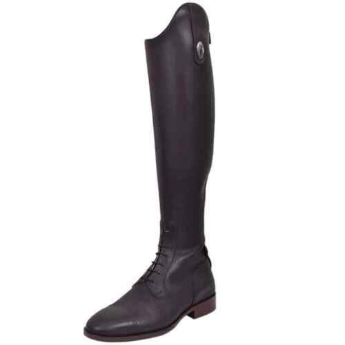 Tricolore by DeNiro Amabile Smooth Field Riders Boots.Sz 39 MA/ L,US 8.5-9.$499