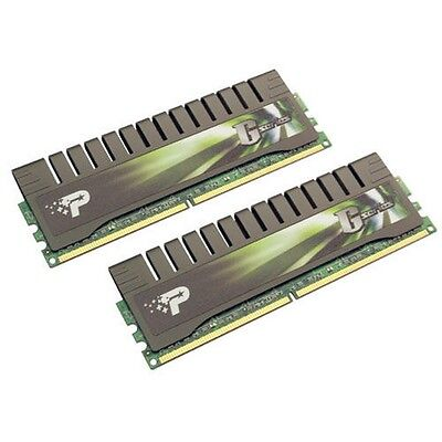 Patriot 4GB DDR2 800 Extreme Gaming Dual channel Memory ()