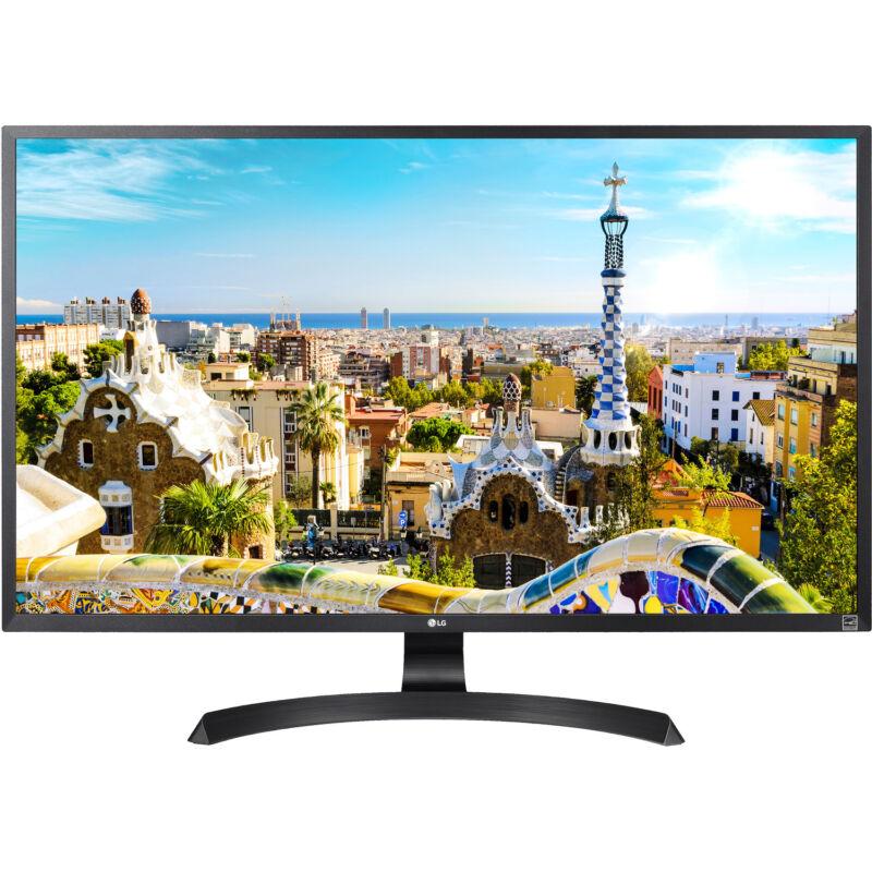 """LG 32"""" 4K UHD LED Monitor 3840 x 2160 16:9 32UD59B"""
