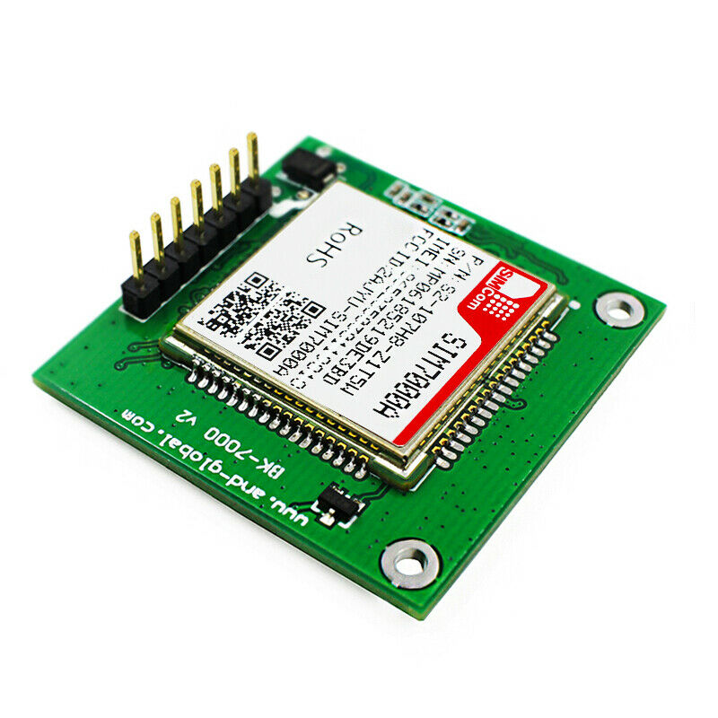 SIM7000A board CATM1 EMTC LTE NB-IoT module For USA B2 B4 B12 B13