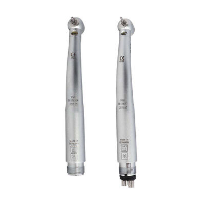 Sirona T3 Racer Dental High Speed Handpiece Led Fiber Optic Torque Push 24holes