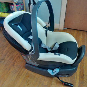 Peg Perego Primo Viaggio Infant 4/35 Paloma Leather Car Seat