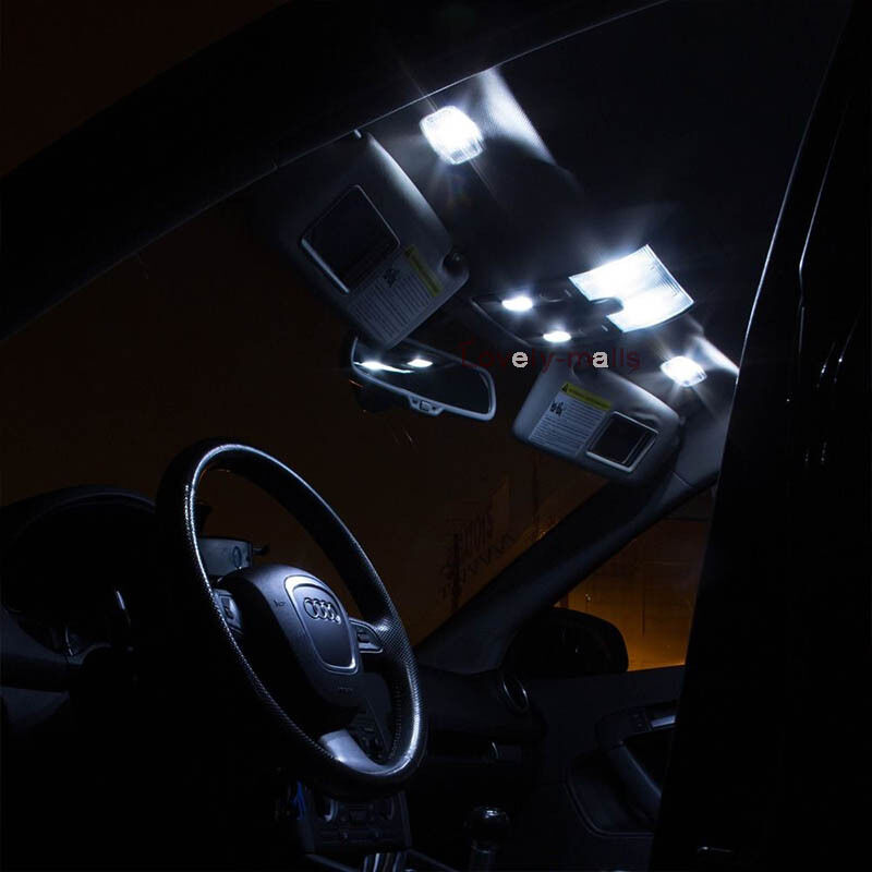 11pcs white led interior car lights package kit fit 2013 2015 mazda cx 5 cx5 j1 ebay. Black Bedroom Furniture Sets. Home Design Ideas