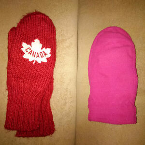 LOT OF GIRLS SIZE 7-10 WINTER WEAR; SOME BARELY WORN; 5 IN TOTAL Sarnia Sarnia Area image 3