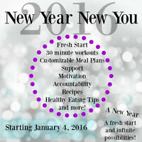 New Year, New You Challenge Group