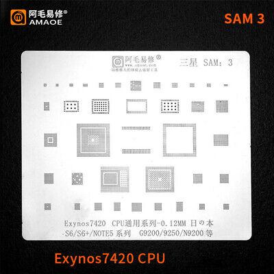 For Samsung S6s6note5g9200g9250n9200 Exynos 7420 Cpu Ram Chip Bga Stencil