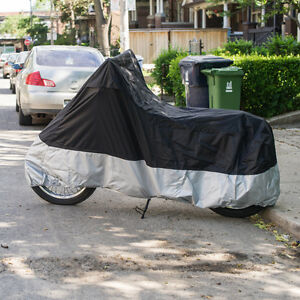 Harley Davidson and Others, Full size Motorcycle cover